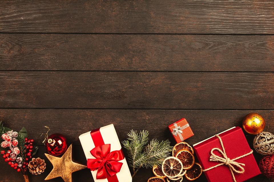 tipi di regali di Natale
