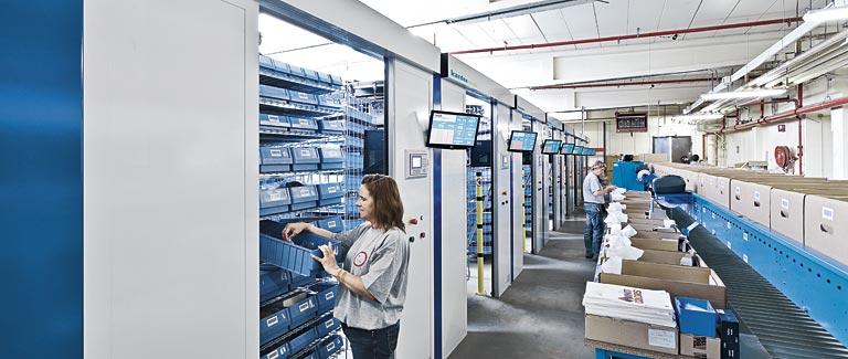 magazzini automatici